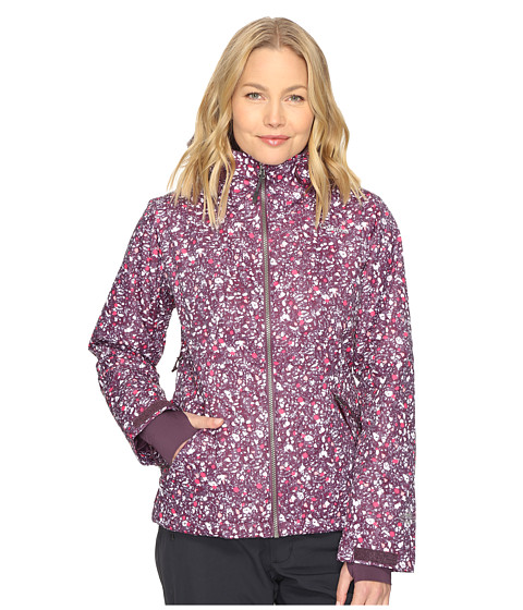 Columbia Unparalleled Jacket - Purple Dahlia Neps Print