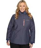 Columbia - Plus Size Alpine Action™ Omni-Heat™ Jacket