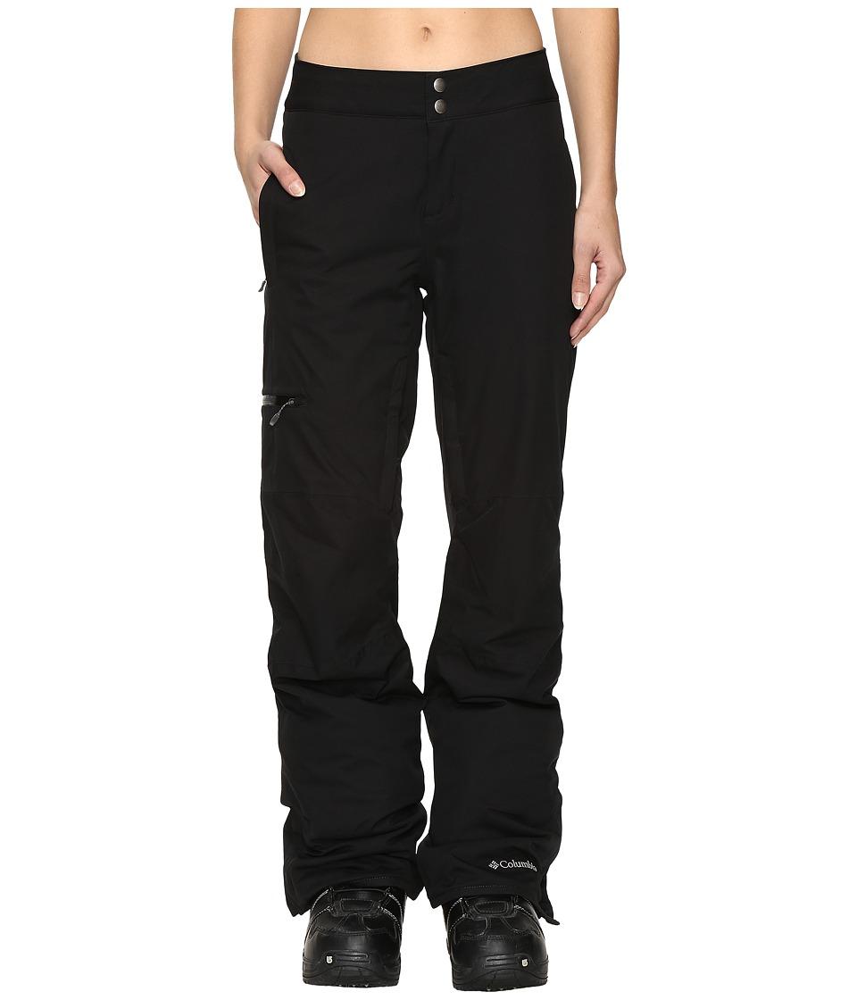 Columbia Veloca Vixen Pants (Black) Women's Casual Pants
