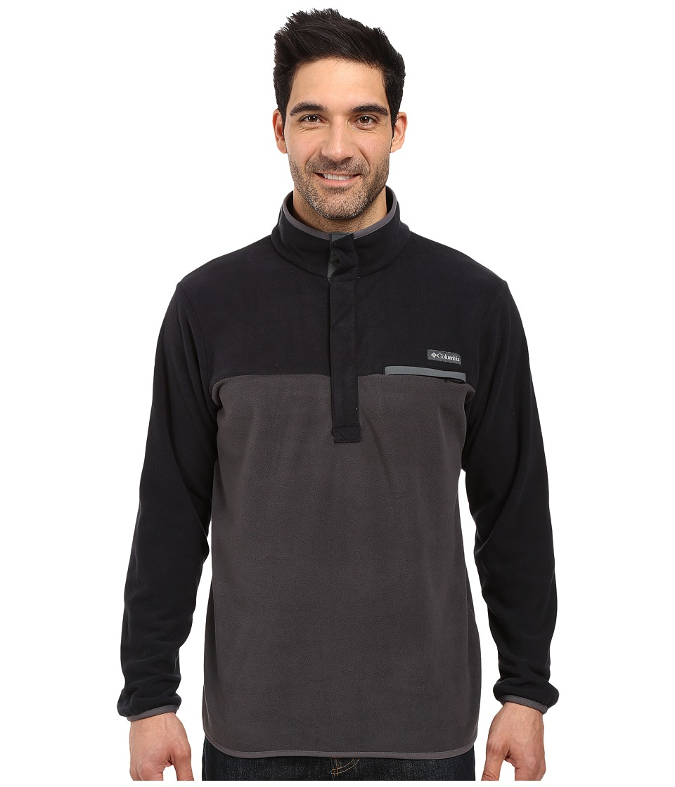 Columbia Mountain Side Fleece Jacket (Black/Shark/Graphite) Men