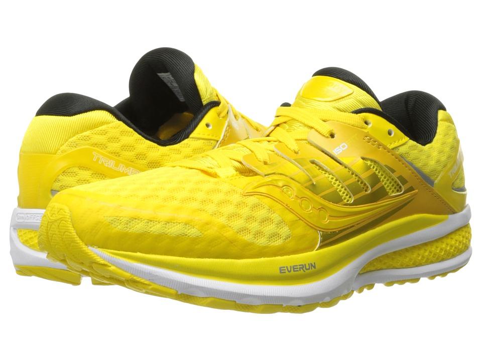 Saucony - Triumph ISO 2 (Long Run Lemon) Mens Shoes