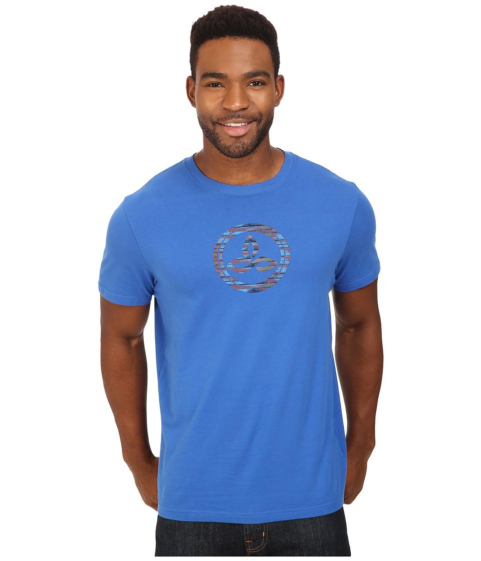 Prana prAna Classic T-Shirt (Classic Blue) Men