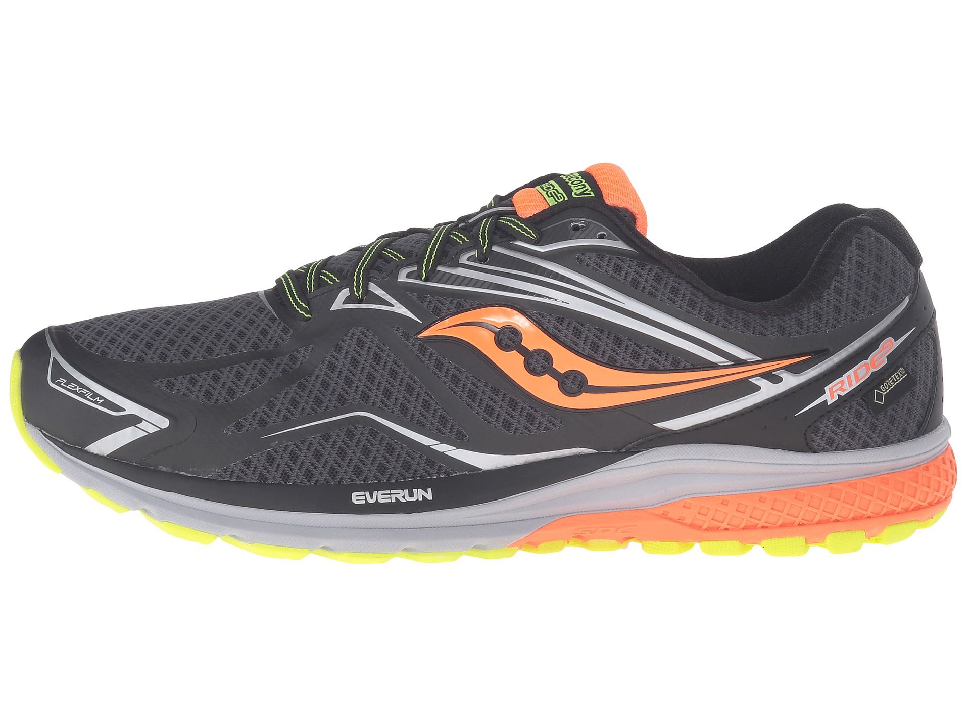 saucony ride 7 mujer