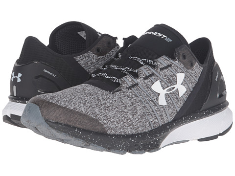 Under Armour UA Charged Bandit 2 - Black/Black/White