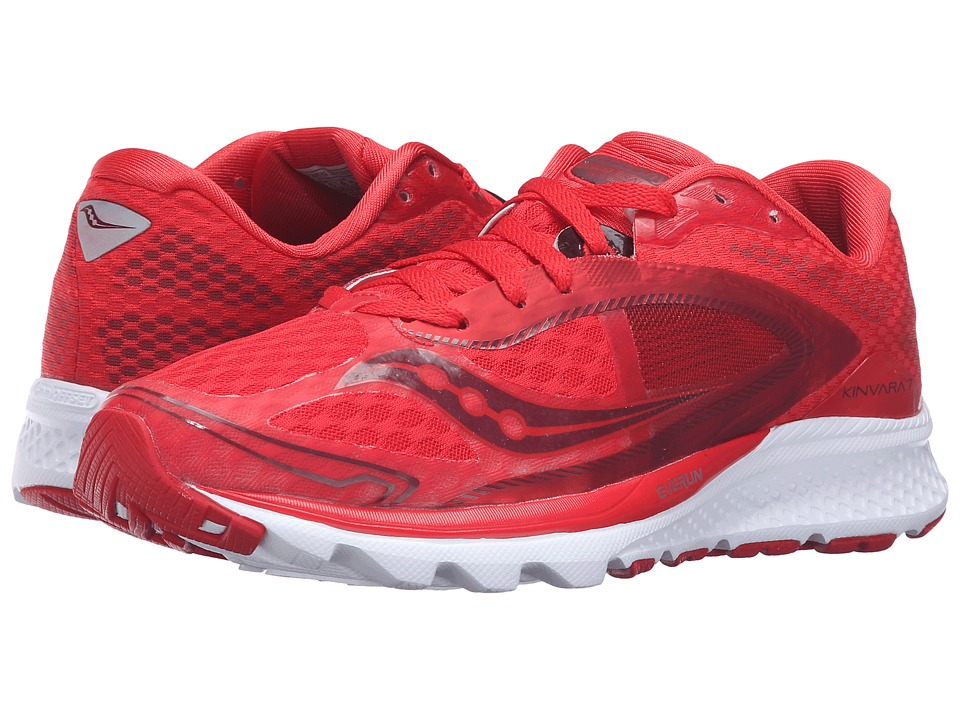 Saucony - Kinvara 7 (Race Day Red) Womens Shoes