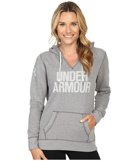 Under Armour UA Favorite Fleece Popover Hoodie