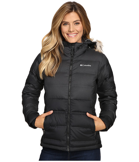 Columbia North Protection Hooded Jacket - Black