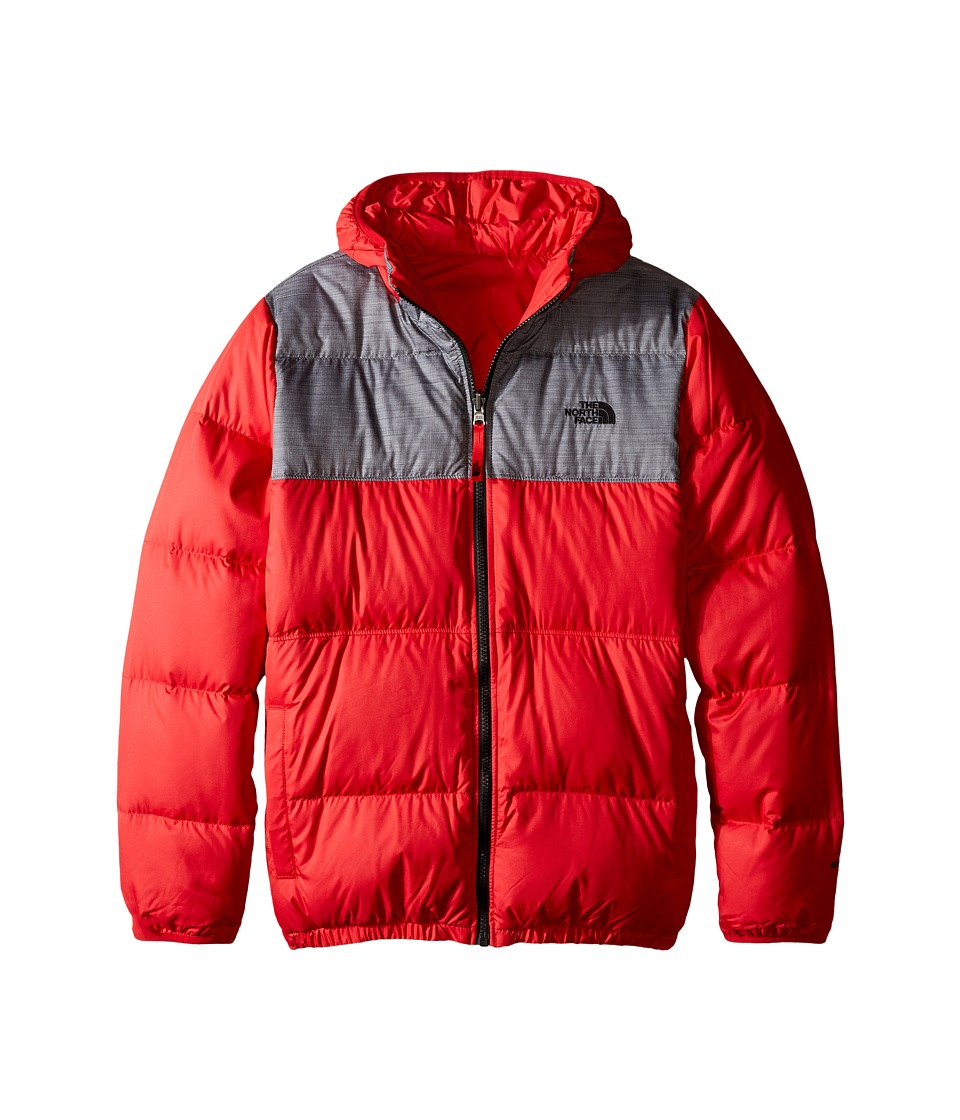 The North Face Kids Reversible Moondoggy Jacket (Little Kids/Big Kids) (TNF Red) Boy