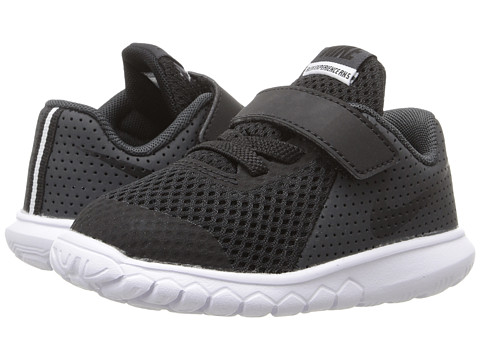 Nike Kids Flex Experience 5 (Infant/Toddler) - Black/Anthracite/White/Black