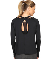 Under Armour - UA Swing Keyhole Long Sleeve Top