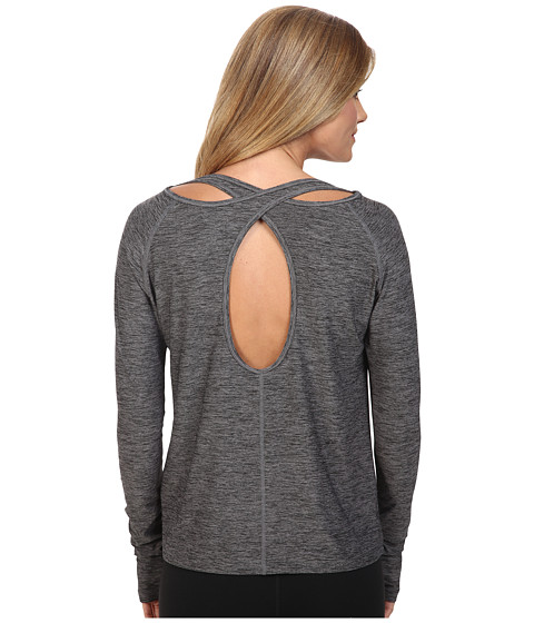 Under Armour UA Swing Keyhole Long Sleeve Top