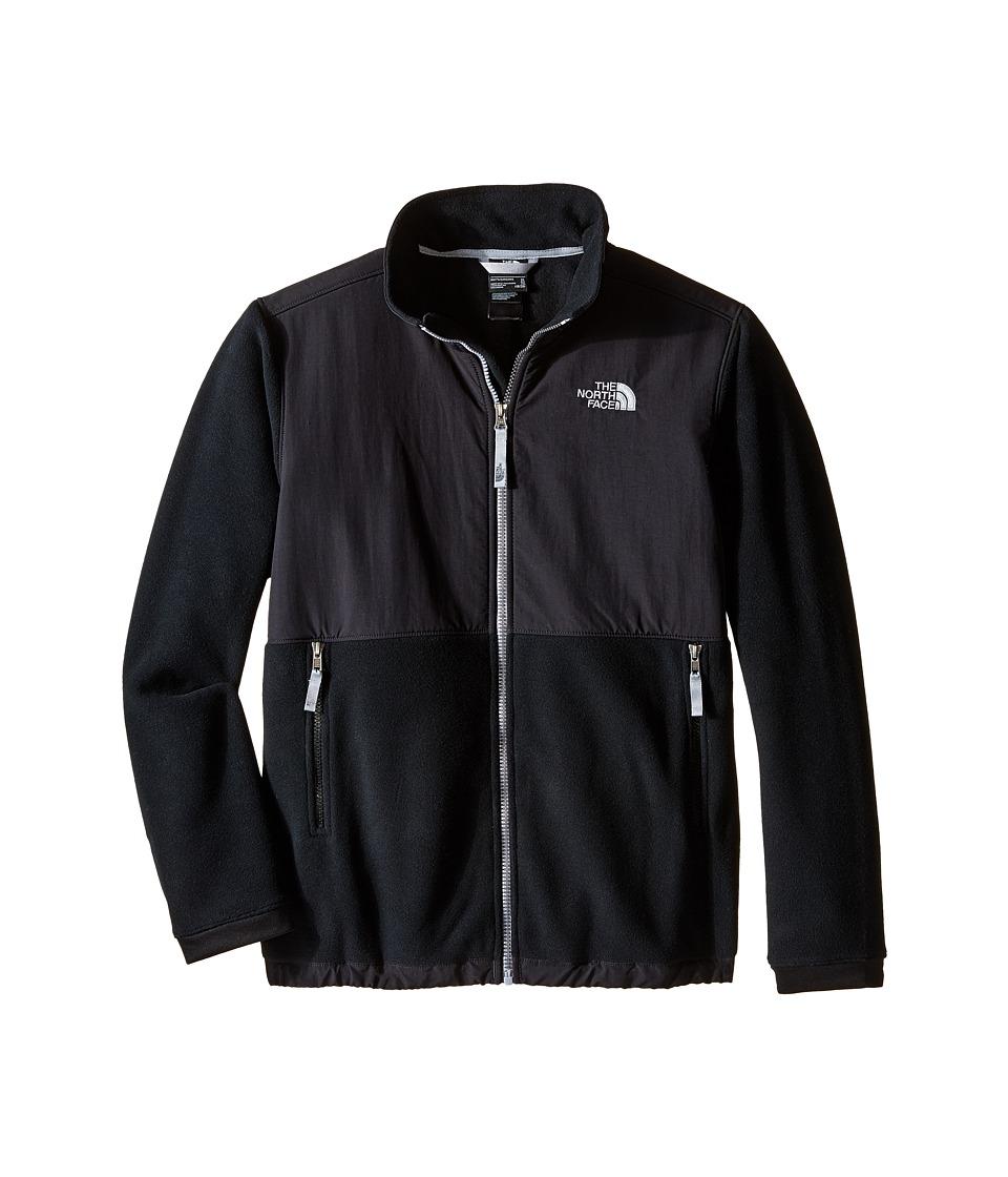 North Face Denali Jacket (Little Kids/Big Kids) (TNF Blac...