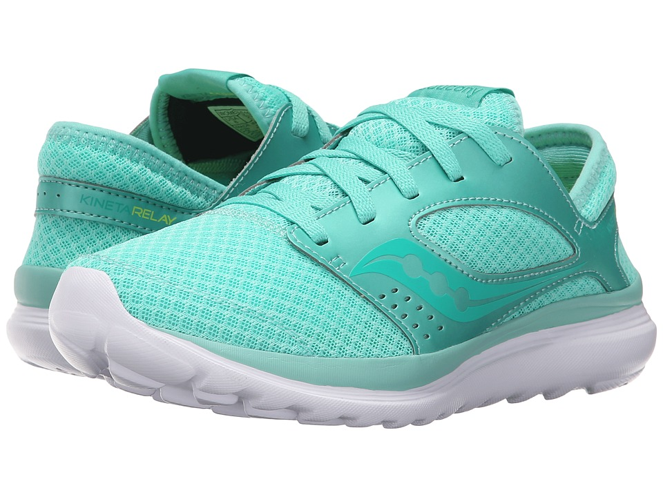 Saucony - Kineta Relay (Mint/Teal) Womens Running Shoes