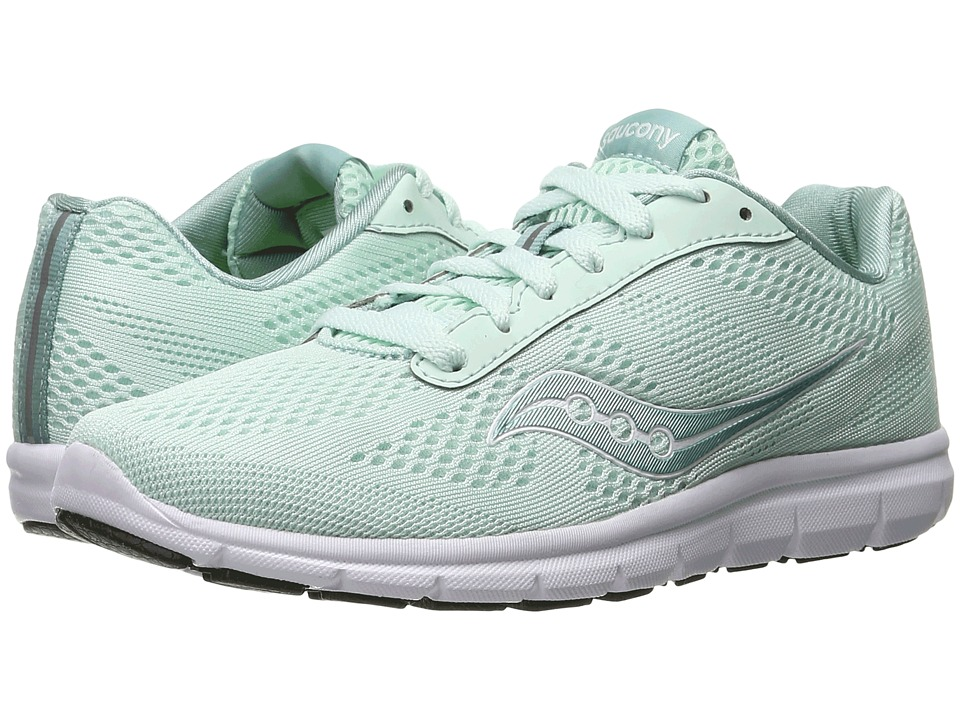 Saucony Ideal (Mint/White) Women