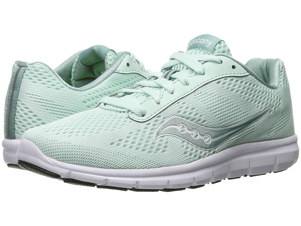 Saucony Ideal (Mint/White) Women's Shoes
