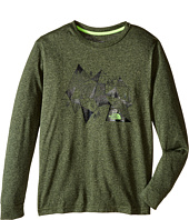 The North Face Kids - Long Sleeve Reaxion Tee (Little Kids/Big Kids)