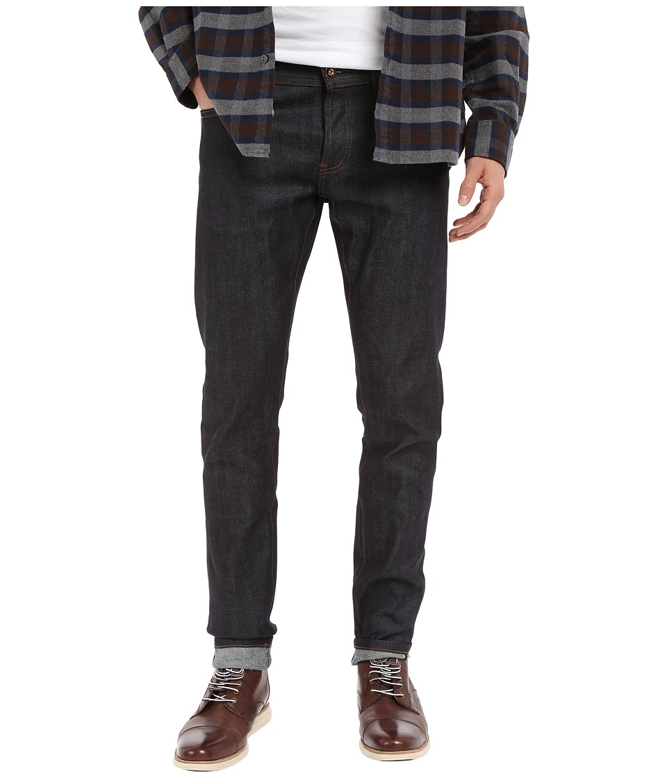 The Unbranded Brand Tight in 11 OZ Indigo Stretch Selvedge 11 OZ Indigo Stretch Selvedge Mens Jeans