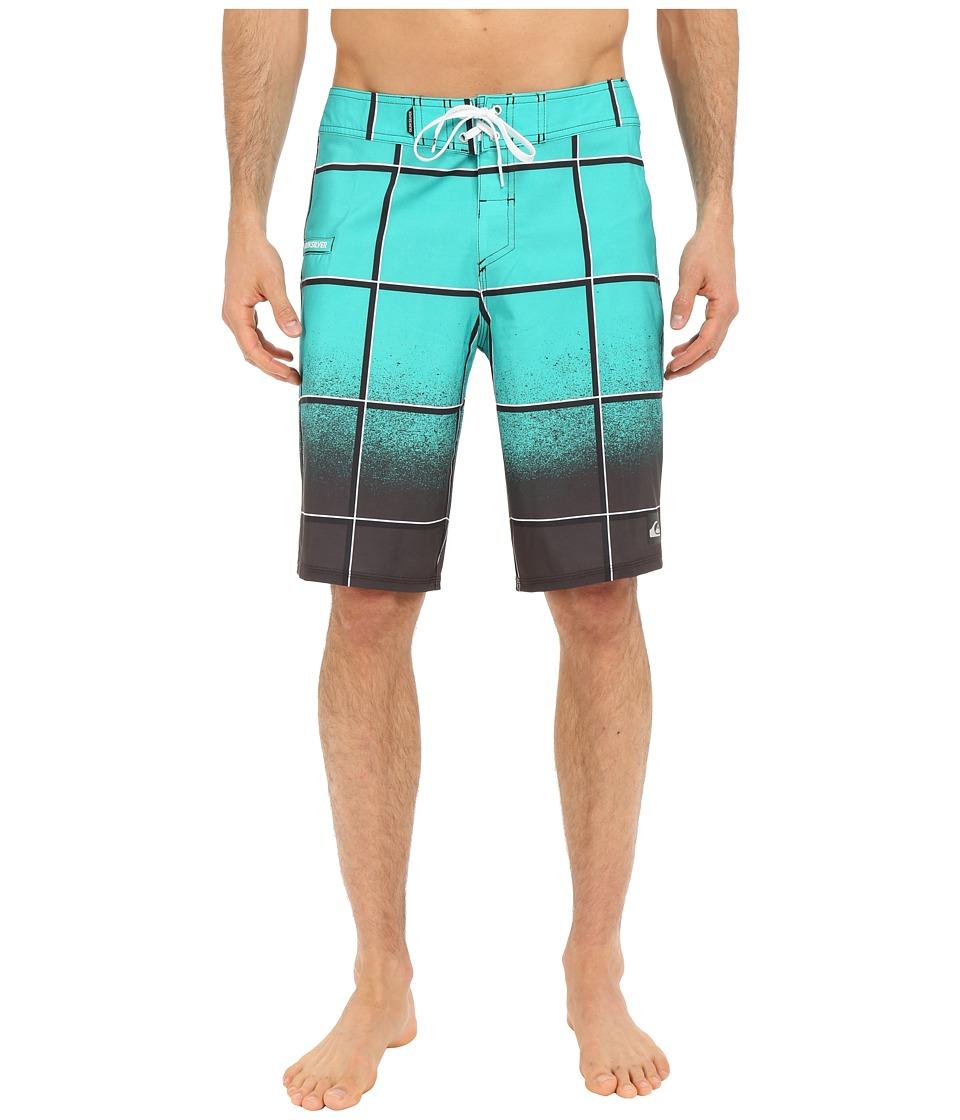Quiksilver Electric Stretch 21 Boardshorts Tarmac Mens Swimwear