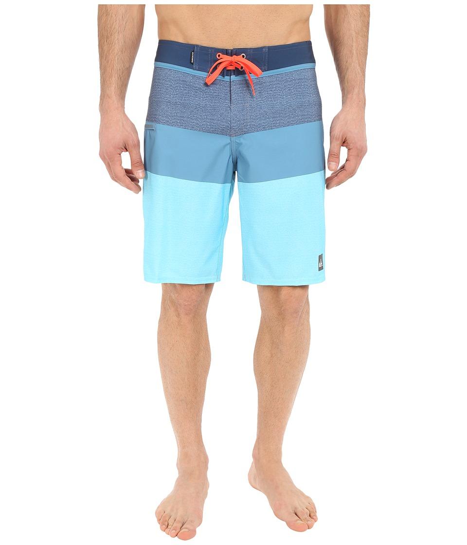 Quiksilver Every Blocked 20 Boardshorts Dark Denim Mens Swimwear