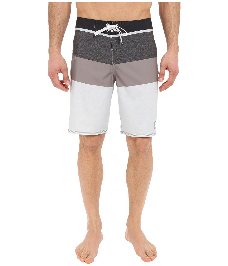 Quiksilver Every Blocked 20 Boardshorts Steeple Grey Mens Swimwear
