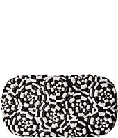 Alice + Olivia - Spiral Large Clutch Bag