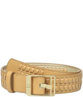 Ivanka Trump - 32mm Belt with Lacing Detail