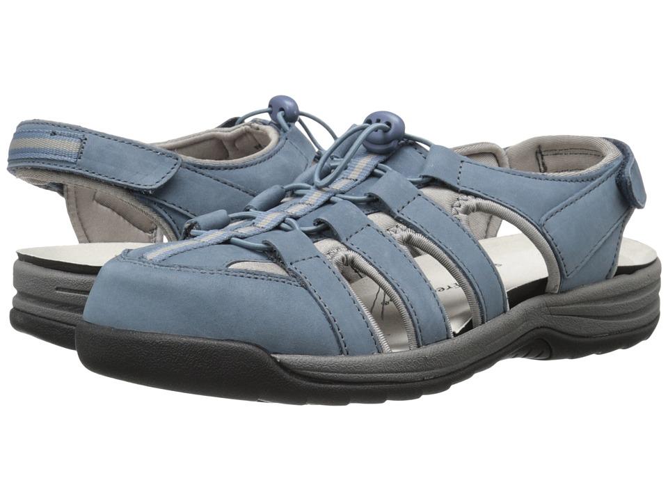 Drew Element (Denim Blue Nubuck) Sandals