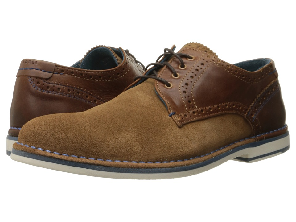 Ted Baker Ravado (Tan Suede) Men