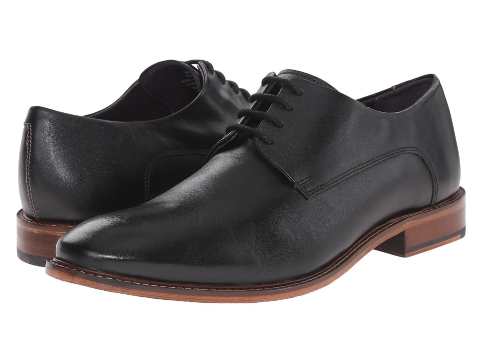 Ted Baker Irron 3 (Black Leather) Men