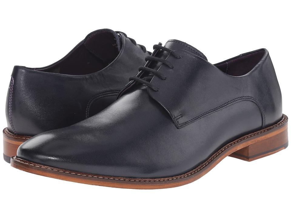 Ted Baker Irron 3 (Dark Blue Leather) Men