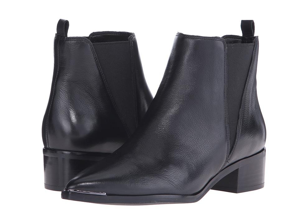 Marc Fisher LTD Yale (Black Leather) Women