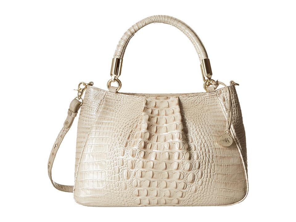 Brahmin Ruby Linen Handbags
