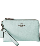 COACH - Double Corner Zip