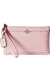 COACH - Box Program Small Wristlet