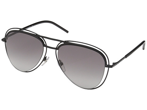 Marc Jacobs MARC 7/S - Shiny Black/Gray Gradient