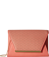Jessica McClintock - Rider Perforated Envelope Clutch