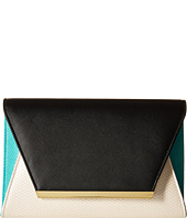 Jessica McClintock - Eyder Color Blocked Envelope Clutch