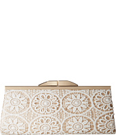 Jessica McClintock - Sloan Crochet Framed Clutch