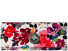 Jessica McClintock Carmela Turnlock Clutch (Watercolor Floral)