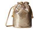 Jessica McClintock Mila Drawstring (Light Gold)