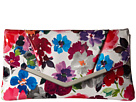 Jessica McClintock Arielle Envelope Clutch (Watercolor Floral)