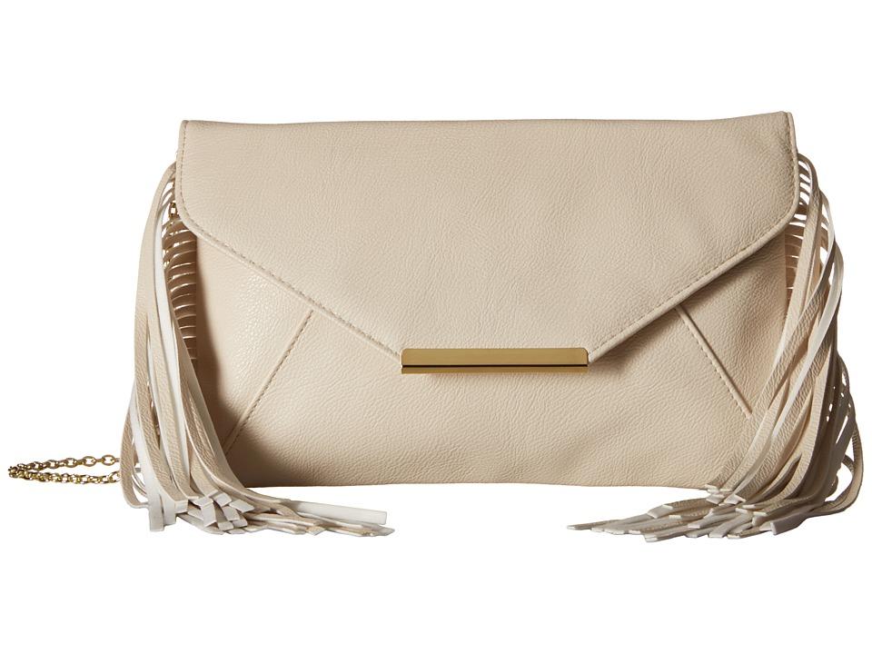Jessica McClintock Allison Fringe Bone Handbags