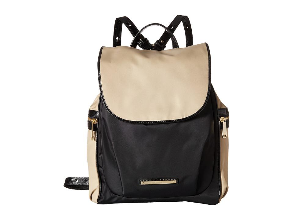 Brahmin Serena Black Handbags