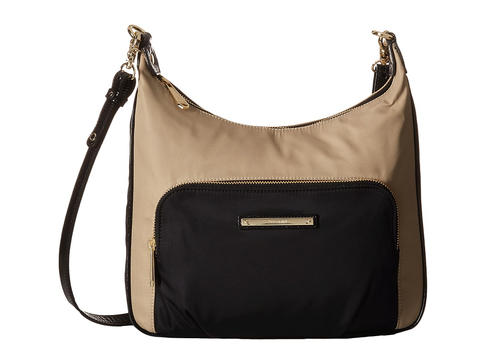 Brahmin Carolyn Black Handbags
