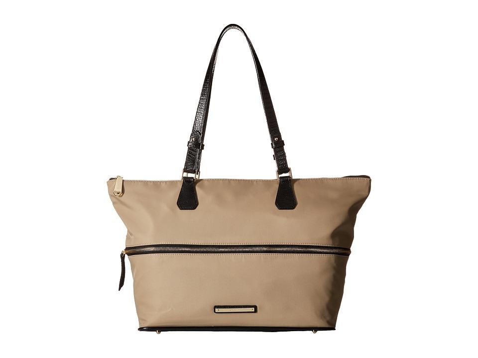 Brahmin Casey Black Handbags