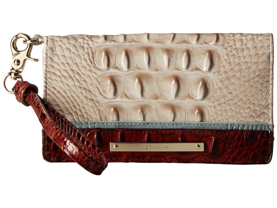 Brahmin Debra Linen Handbags