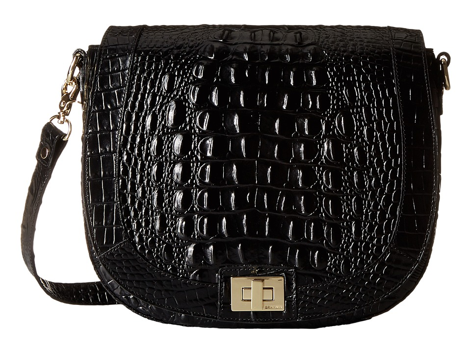 Brahmin Sonny Black Handbags