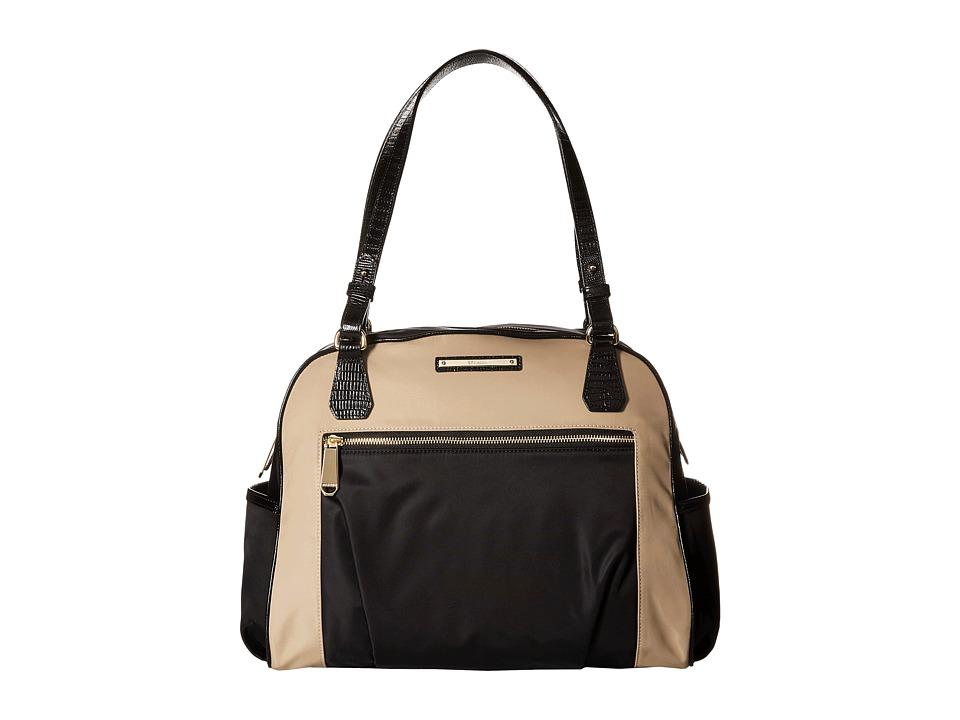 Brahmin Raylee Black Handbags