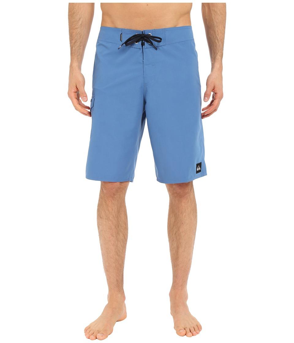 Quiksilver Everyday 21 Boardshorts Federal Blue Mens Swimwear