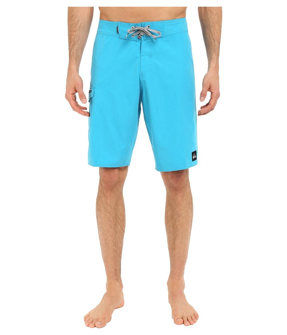 Quiksilver Everyday 21 Boardshorts Hawaiian Ocean Mens Swimwear
